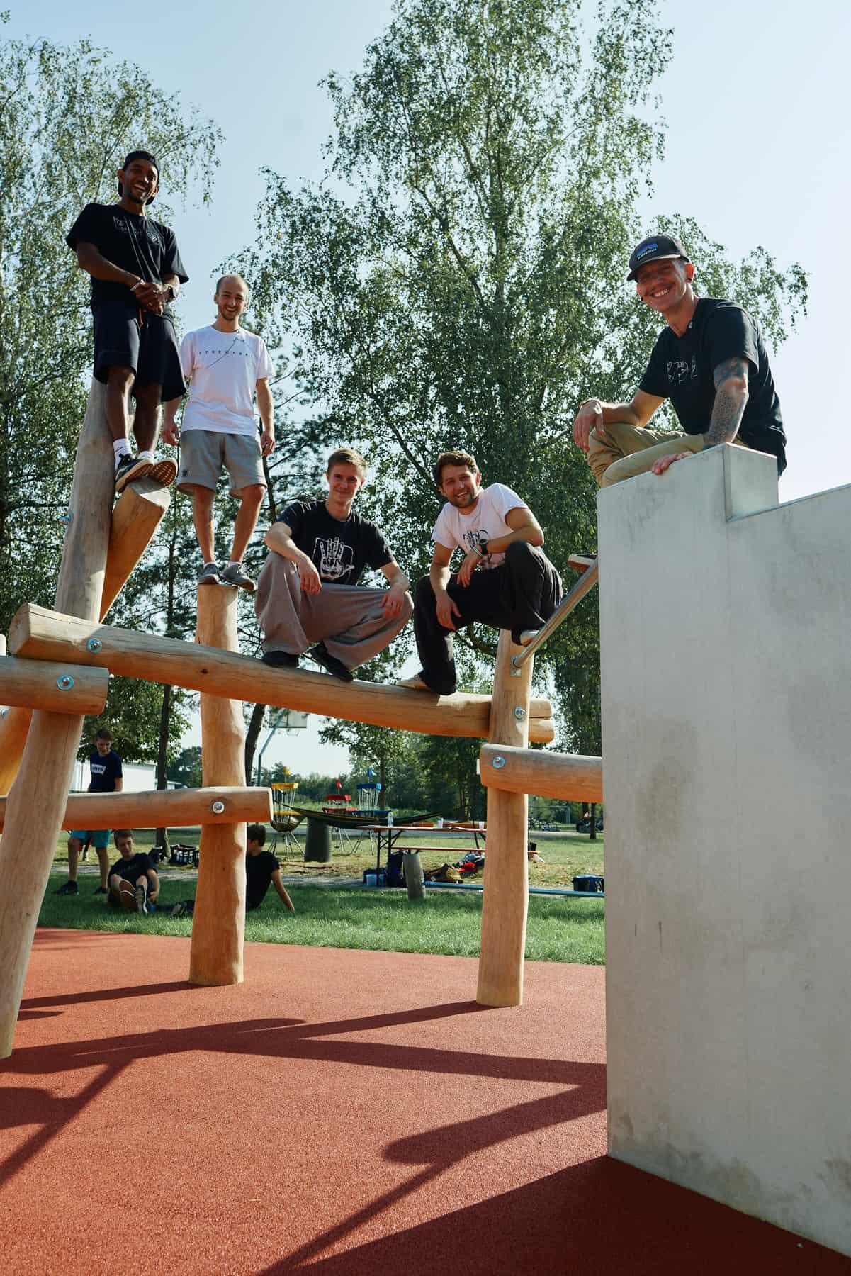 ParkourONE Team Augsburg